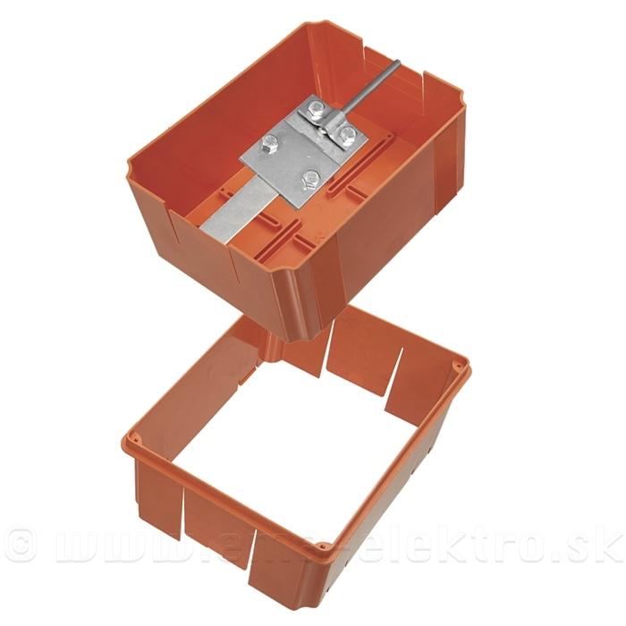 81b000fae Krabica vysúvacia 210x165x80-150mm pod omietku – E.M.A. - elektromateriál