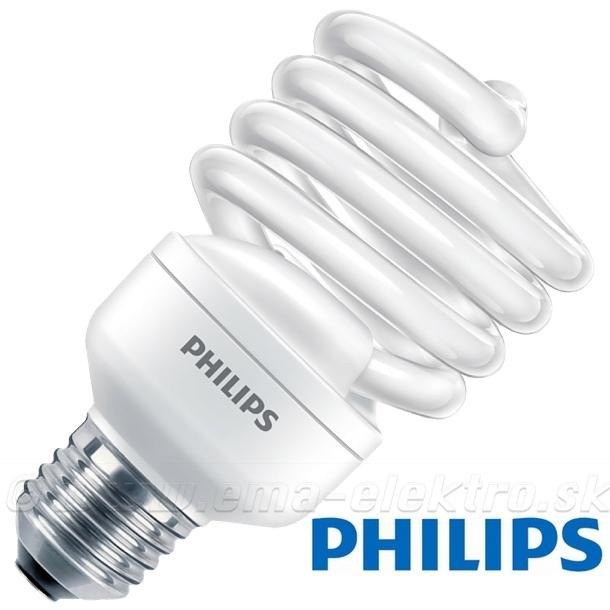 Úsporná žiarivka PHILIPS TORNADO 23W E27 WW – E.M.A. - elektromateriál