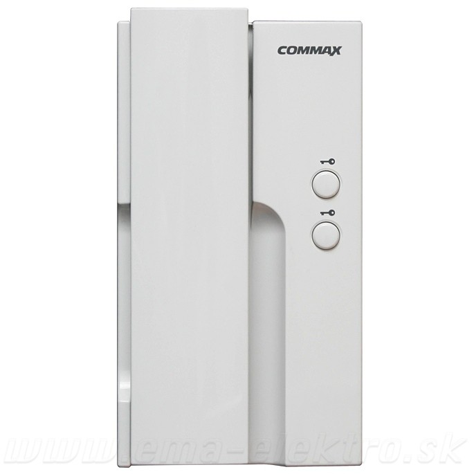 COMMAX DP-2HPR audiotelefón 230V