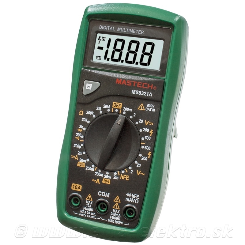 Multimeter MS-8321A MASTECH
