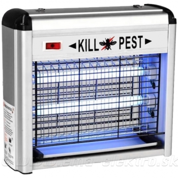 Lapač hmyzu KILLPEST 20W UV 230V do 40m3